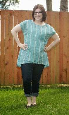 Snippets of Sweetness: Pastry Line Staple Tunic