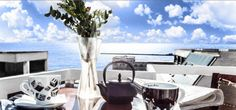 Enjoy your stay at Plaza Hotel in Thessaloniki in one of our Sea View Suites on the 7th floor!!!