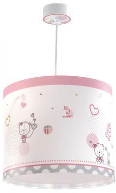 Lily & Moon  Παιδικό Φωτιστικό Οροφής με Διαχυτή Φωτός Kids Lamps, Handmade Home Decor, Color Azul, Lily, Shades, Lighting, Disney, Kid Styles, Bedroom Ceiling Lights
