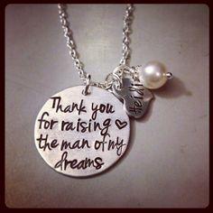 SALEPersonalized Necklace Hand Stamped par KristinesKeepsakes