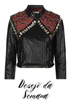 Desejo da Semana: jaqueta Topshop