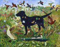 Work a Day Dog, 2012--Anna Pugh