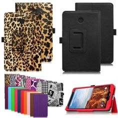 #ebay 20 Colors Folio Leather Case Cover for Verizon Ellipsis 8 4G LTE 8-inch Tablet - $10.39 (save 57%) #fintie #ipadtabletebook #accessories