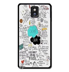 The Fault In Our Stars Samsung Galaxy S3 S4 S5 Note 3 Case