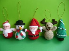 It is a world Amigurumi: About blog so lonely, Christmas and other things ...