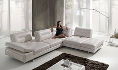 u shaped couch 25 pinterest u u. Black Bedroom Furniture Sets. Home Design Ideas