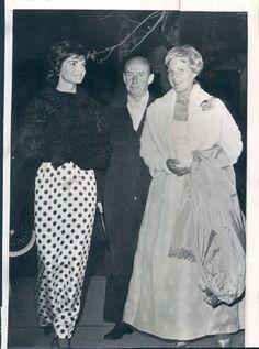 Jackie with Adlai Stevenson