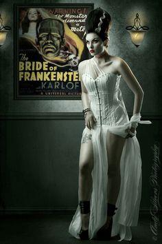 #Bride of frankenste