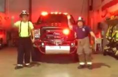 Video: Two Monroeville firefighters 'Whip/Nae Nae'