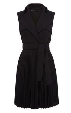 Trench Coat Dress #london #shopping #fashion #retailer #gng