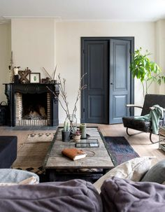 Gravity Home: Rustic Industrial Home