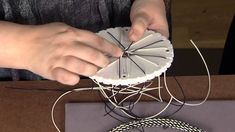 video tute: kumihimo with leather