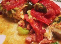 Paleo Mexican Chicken Bake Recipe.