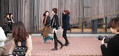 12/13 FW Seoul Fashion Week    Where : Olympic park, Seoul Korea