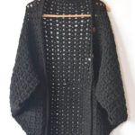 Crochet Blanket Cacoon Pattern 5