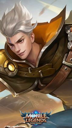 Alucard Mobile Legends Child Of The Fall Wallpaper Alucard Lone Hero Rework Mobile Legends Wallpapers