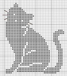 Free pattern for those who like filet crochet and cats // Free Sampler . Free pattern for those who love filet crochet and cats // Free Sampler Pattern for those who love f Cross Stitch Samplers, Cross Stitch Charts, Cross Stitch Designs, Cross Stitching, Cross Stitch Patterns, Crochet Stitches, Embroidery Stitches, Embroidery Patterns, Filet Crochet Charts