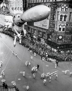 Macy's thanksgiving parade 1937