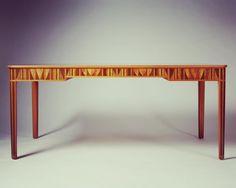 "Desk ""Bibliofilen"" designed by Carl Malmsten for Carl Malmsten, Sweden in 1946. Unbelievable piece in rosewood/ visit our website for additional information!"