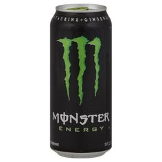 Monster Energy Drink, Cans (Pack of « Blast Grocery Monster Energy Drinks, Bebidas Energéticas Monster, Monster Crafts, Energy Supplements, Blackberry Z10, Ritz Crackers, Sports Drink, Wedding Tattoos, Mountain Dew