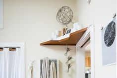 Smart Ways to Turn the Space Above Your Doors Into Storage | Apartment Therapy