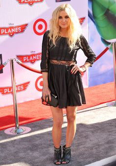 Ashlee Simpson arriving at the world premiere of Planes in Hollywood, California - Aug 5, 2013 - Photo: Runway Manhattan