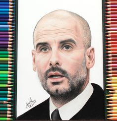 Big Credit To @theemptyhead On Twitter For Some Amazing Artwork. Go Check Them Out! Amazing Artwork, Cool Artwork, Pep Guardiola, Twitter, Big, Check, Fictional Characters, Cool Art, Fantasy Characters