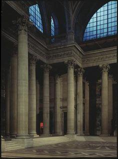 """""""Panthéon"""". Charenton-le-Pont, Médiathèque de l'Architecture et du Patrimoine - Photo (C) Ministère de la Culture - Médiathèque du Patrimoine, Dist. RMN-Grand Palais / Daniel Boudinet"""