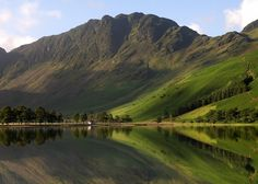 Haystacks, Alfred Wainwrights favourite fell and final resting place. The Lake District, UK