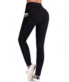fe0c582c08f4f IUGA High Waist Yoga Pants With Pockets (7 Amazon Leggings) #yogapants