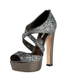 Love. Have. Wear. Sparkly Shoes