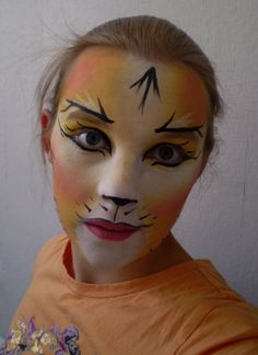 deviantART: More Like Face Paint Ena's char by ~enkelikitten