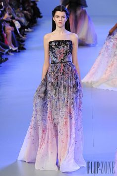 Elie Saab - Alta Costura - Primavera-Verano 2014 - http://es.flip-zone.com/fashion/couture-1/fashion-houses/elie-saab-4455 - ©PixelFormula