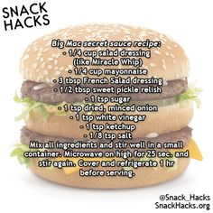 Follow our sister siteSNACK HACKS