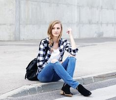 Get this look: http://lb.nu/look/7813824  More looks by Katarina Vidic: http://lb.nu/katiquette  Items in this look:  All On My Blog   #casual #minimal #punk