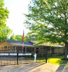 7d58525eee80 Sheriff Buford Pusser Home & Museum Tennessee Vacation, Walking Tall,  United States Travel,