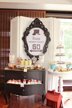 Ross' Monopoly Themed Party – Sweet Treats