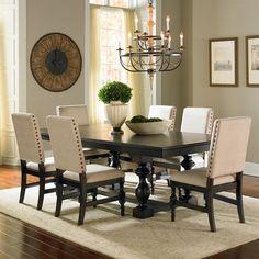 Love this set!! Carmel 7-Piece Dining Set