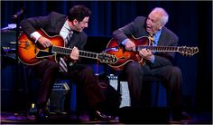 John and Bucky Pizzarelli