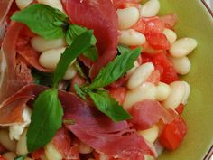 Recette de cuisine Marmiton Veggie Recipes, Great Recipes, Salad Recipes, Healthy Recipes, Buffet, Cooking Chef, Recipe Collection, Caprese Salad, Food Inspiration