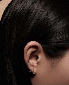 One-Step Bar Earrings. . #thenewandthenow #jewelry #earrings