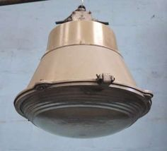 Robert Mills Architectural Antiques - Pair of industrial lights