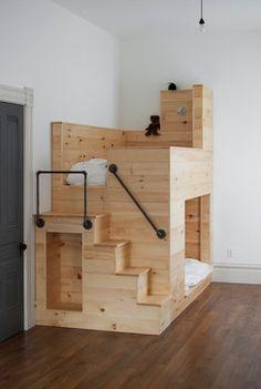 Cool bunk beds Litera para niños