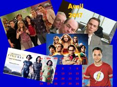 The Big Bang Theory : Calendriers - HypnoSeries
