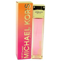 Michael Kors Sexy Sunset Michael Kors 3.4 oz Eau De Parfum Spray for Women NIB #MichaelKors