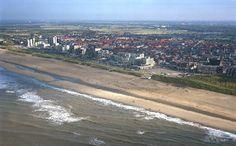 The beach at Noordwijk