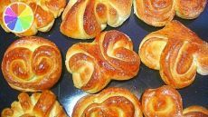10 simple shapes for the sugar rolls. Bread Bun, Bread Rolls, Food Technology, How To Cook Ham, Simple Shapes, Food Preparation, Bakery, Food And Drink, Cooking Recipes