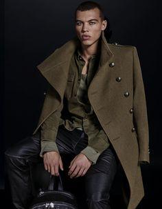 Balmain x H  http://www.thisheartsonfire.com  #balmain #HM #collaboration #menswear #clothing #fashion #fashionBlogger