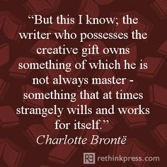 literary quotes on pictures | Charlotte Bronte | Literary Quotes