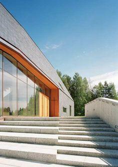 kuokkala church by lassila hirvilammi  and luonti, jyväskylä, finland
